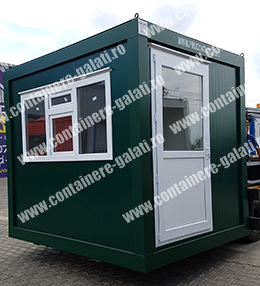 container industrial pret Teleorman